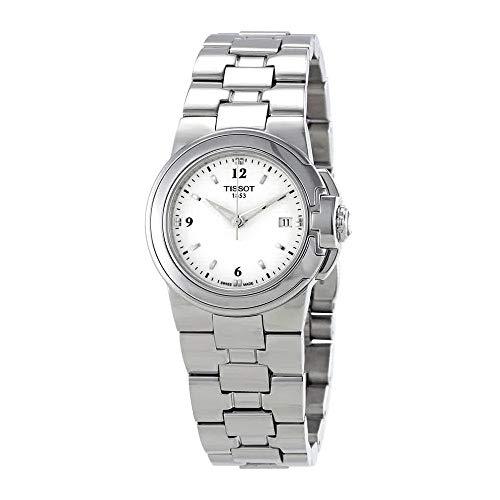 Tissot Women's 'T Sport' White Dial Stainless Steel Quartz Watch T080.210.11.017.00 ()
