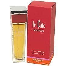 Molyneux Le Chic Eau De Parfum Spray for Women, 3.3 Ounce
