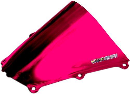 - Yana Shiki HW-1002CRE R Series Chrome Red Windscreen for Honda CBR 600RR