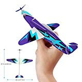 "Joygogo 32 Pack Glider Planes,8"" Long Flying Glider"