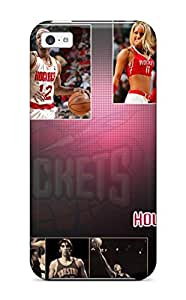 Kara J smith's Shop New Style houston rockets basketball nba (2) NBA Sports & Colleges colorful iPhone 5c cases
