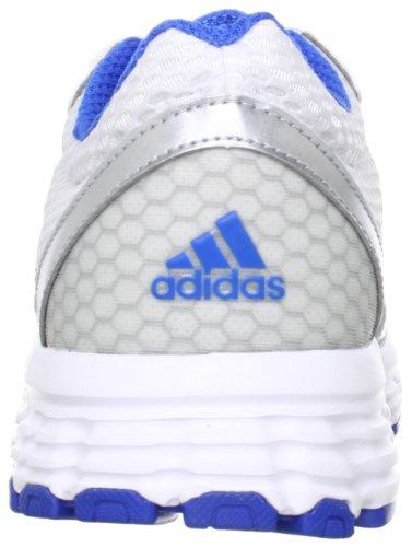 Adidas - Vanquish 6 - Color: Argento-Azzuro-Bianco - Size: 40.0EU