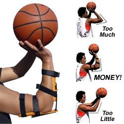 - Bandit Basketball Shooting Trainer Elbow Guide