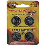 MasterVision 311 2032 Replacement Batteries