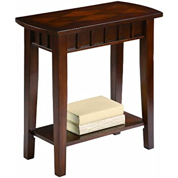 chair side table. crown mark dentil chair side table y