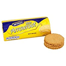 Crawford's Thin Arrowroot Biscuits - 200g