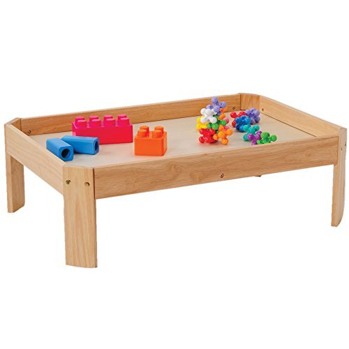Constructive Playthings Toddler Activity Table for Classroom or Playroom
