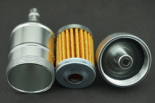 furnace oil filter - 8