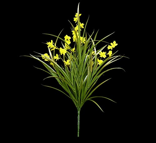 Freesia Bush, Yellow 22in - Outdoor Rated ()