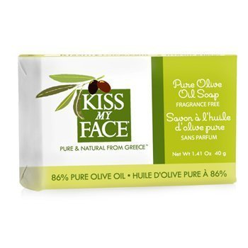 Bar Soap Pure Travel Size - 1.41 Oz, pack of 12 ( 2 pack) by Kiss My Face