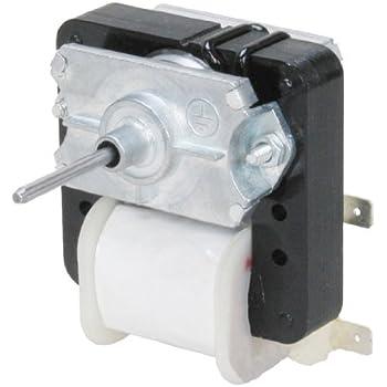 Ge wr60x190 refrigerator evaporator fan motor for Ge refrigerator evaporator fan motor replacement