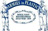 Zulu War 1879 Royal Navy Winter Dress (20) 1/32 Armies in Plastic by Armies in Plastic