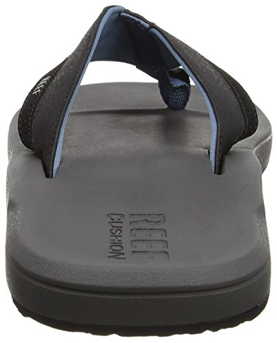 Tongs Reef Multicolore Cushion grey Contoured blue Hommes rrnHwxEqUp