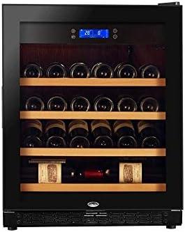 JJSFJH Conservante del Vino y el Sistema de refrigeración automática, Enfriador de Vino del refrigerador de Vino del refrigerador/refrigeración Directa del termostato