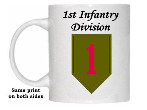 (1ST INFANTRY DIVISION - US Army Mug)