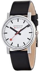 Mondaine Men's Swiss Railways Evo Watch A6583030011SBB