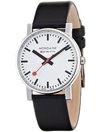 Men's A658.30300.11SBB Quartz Evo Leather Band Watch