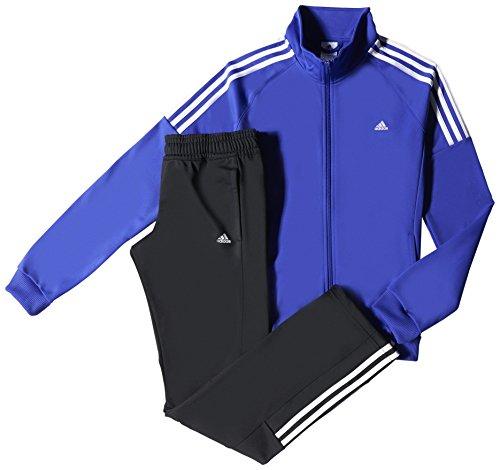 Donna Suit Tuta Ginnastica Adidas Blu Da Frieda Nero Bianco fpxxvn