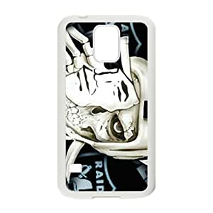 Raiders Logo Hot Seller Stylish Hard Case For Samsung Galaxy S5