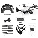 Liobaba S6 720P HD WiFi Camera Quadcopter Altitude Hold Remote Control Quadcopter Camera Optical Flow Positioning Drone Aircraft