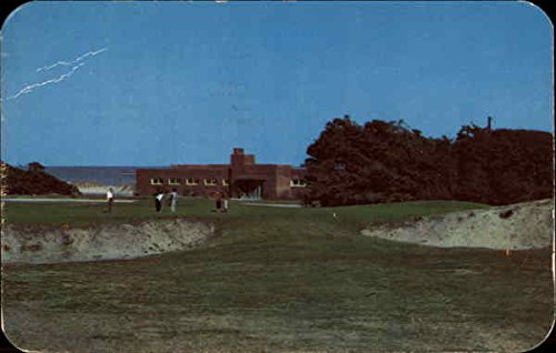 Dunes Golf (Dunes Golf and Beach Club Myrtle Beach, South Carolina Original Vintage Postcard)
