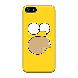 Diy Yourself Anti-scratch case cover JuanitaAedsingaHarris protective Homer Simpson Face case cover BSoxwYIb9Re For Iphone 5C
