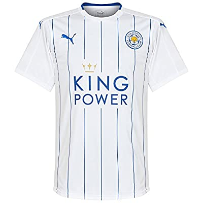 PUMA Leicester City 3rd Jersey [White]