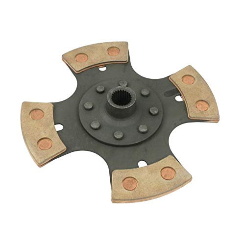200MM CLUTCH DISC, 4 Puck For Racing Applications, Dunebuggy & Beetle