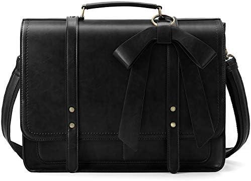 ECOSUSI Briefcase Shoulder Computer Detachable