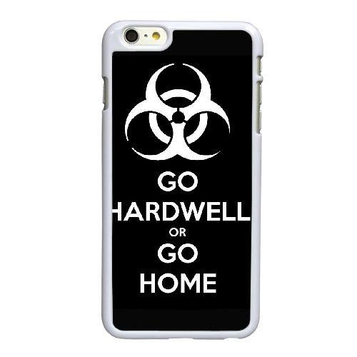 B7J68 Hardwell T8D3JO coque iPhone 6 4.7 pouces Cas de couverture de téléphone portable coque blanche SD8ZGC5MF