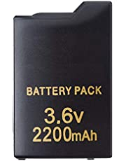 OSTENT 2200mAh 3.6V Rechargeable Battery Pack Replacement Compatible for Sony PSP 1000 Console