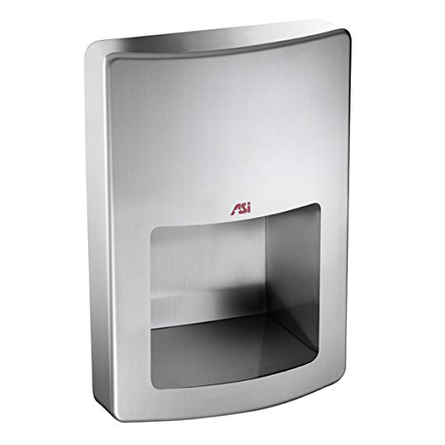 ASI 20199-1 Recessed Roval High Speed Automatic Hand Dryer