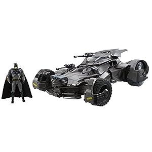 Justice League Ultimate Batmobile RC Vehicle & Figure