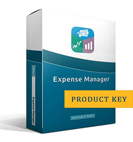 Expense Manager [link to download the program, without CD] by Temia