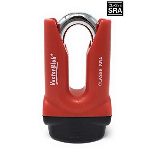 Antifurto blocca disco SRA per moto e scooter /Ø 16 mm Vector/