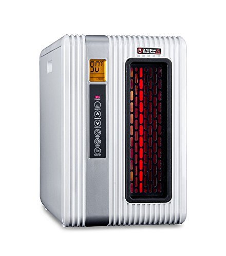 pureHeat Pearl by GreenTech | A Space Heater and Air Purifier in One GreenTech Environmental LLC Infrared Heaters