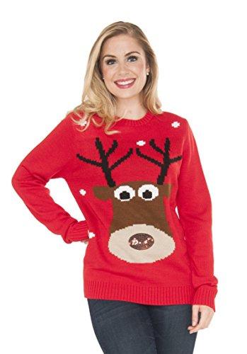 Rubies Reindeer Ugly Christmas Sweater