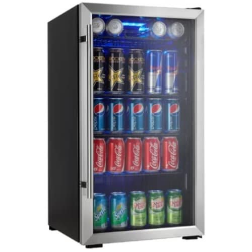 DANBY PRODUCTS DBC93BLSDD/120 BEVERAGE CNTR 1 Pack of 1