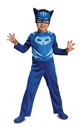 Disguise Catboy Costume PJ Masks Dress up for Kids and Toddler -