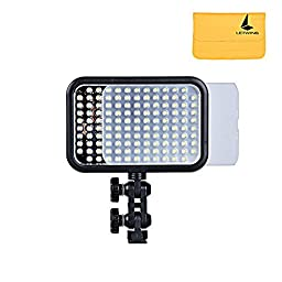 Godox Led170 LED Video Light Professional Universal for Wedding Videography Photojournalistic Video Shooting