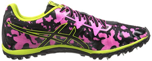 Asics Chaussures Cross Freak 2 Pour Femme Hot Pink/Black/Neon Lime