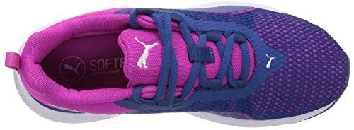 Zapatillas Puma Mujeres Flare 2 Wns Cross-trainer Ultra Magenta-true Blue