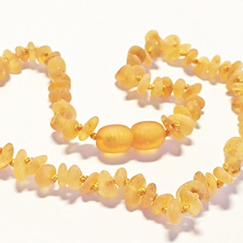 Natures Genuine Unpolished Teething Necklace product image