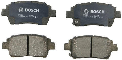 Bosch BP822 QuietCast Premium Disc Brake Pad Set
