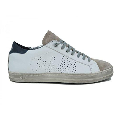 Sneaker P448 A6JOHN WHI/NAV