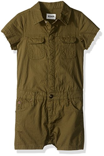 HUDSON Girls' Little Festival Romper, Amazon, 5 ()