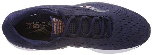 Zapatillas Azul deporte Saucony hombre de 20 30 marino para Cobre Jazz Azul Azul qR0BUrqp
