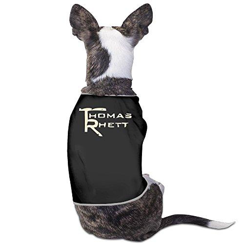 LeeRa Thomas Rhett Design Dog Jackets (Last Date Sheet Music)