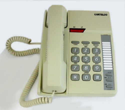 Telephone Corded Centurion (ITT 3691AS 369144-VOE-27F Centurion, Ash by ITT)