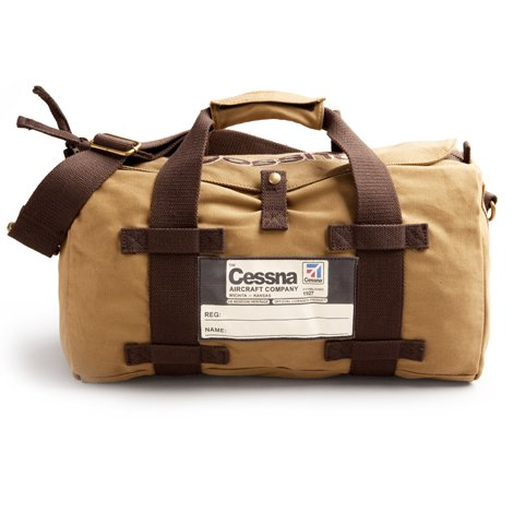 Cessna Vintage Stow Bag - Bag Flight Gear